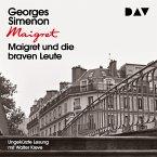 Maigret und die braven Leute (MP3-Download)