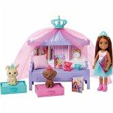 """Barbie """"Prinzessinnen Abenteuer"""" Chelsea Märchenstunde Spielset und Puppe"""