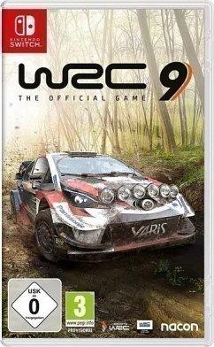 WRC 9 (Nintendo Switch)