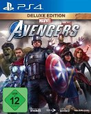 Marvel's Avengers Deluxe Edition (PlayStation 4)