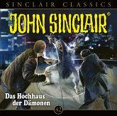 Das Hochhaus der Dämonen / John Sinclair Classics Bd.42 (Audio-CD)