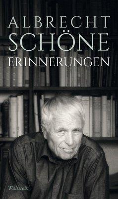 Erinnerungen (eBook, PDF) - Schöne, Albrecht