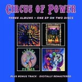 Circus Of Power/Vices/Magic & Madness/Live