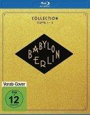 Babylon Berlin - Collection Season 1-3 Gesamtedition
