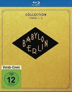 Babylon Berlin - Collection St.1-3 Gesamtedition