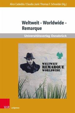 Weltweit - Worldwide - Remarque (eBook, PDF)
