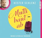 Mutti baut ab, 4 Audio-CDs (Restauflage)