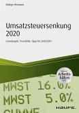 Umsatzsteuersenkung 2020 - inkl. Arbeitshilfen online (eBook, PDF)