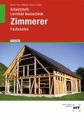 Arbeitsheft mit eingetragenen Lösungen Lernfeld Bautechnik Zimmerer