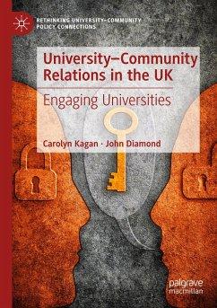 University-Community Relations in the UK - Kagan, Carolyn; Diamond, John