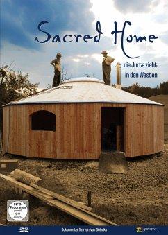 Sacred Home, DVD (Mängelexemplar)
