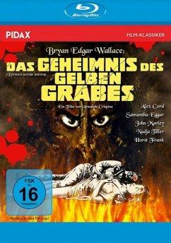 Bryan Edgar Wallace - Das Geheimnis des gelben Grabes