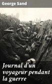 Journal d'un voyageur pendant la guerre (eBook, ePUB)