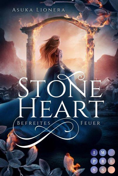 Buch-Reihe Stoneheart