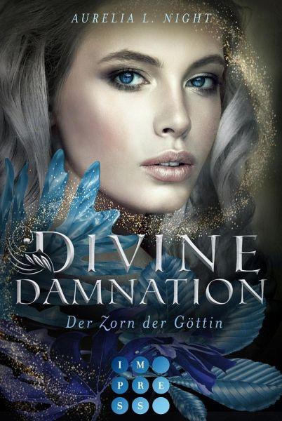Buch-Reihe Divine Damnation