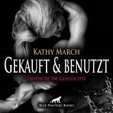 Gekauft & benutzt! Erotik Audio SM-Story   Erotisches SM-Hörbuch Audio CD