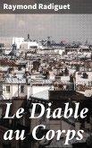 Le Diable au Corps (eBook, ePUB)
