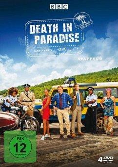 Death In Paradise - Staffel 9 DVD-Box - Death In Paradise