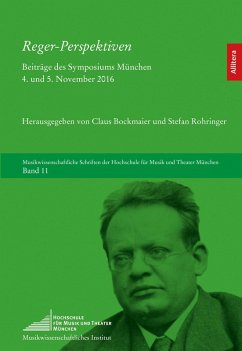 Reger-Perspektiven (eBook, PDF)