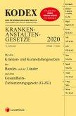 KODEX Krankenanstaltengesetze 2020 (f. Österreich