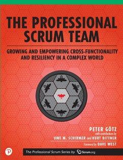 Professional Scrum Team, The (eBook, PDF) - Götz, Peter; Schirmer, Uwe M.