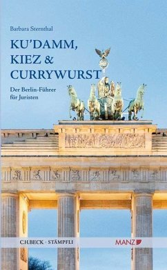 Ku'damm, Kiez & Currywurst - Sternthal, Barbara