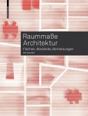 Raummaße Architektur (eBook, PDF)