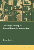 The Long Journey of Central Bank Communication (eBook, ePUB)