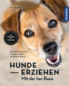 Hunde erziehen - mit der 5er-Basis (eBook, ePUB) - Hartmann, Kai