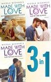 Made with Love - Alle 3 Bände in einem E-Book (eBook, ePUB)