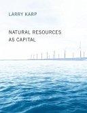 Natural Resources as Capital (eBook, ePUB)