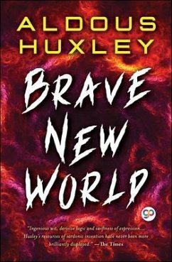 Brave New World (eBook, ePUB) - Huxley, Aldous