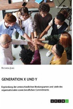 Generationen X und Y