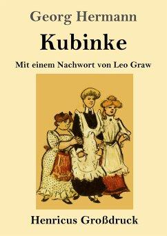 Kubinke (Großdruck) - Hermann, Georg