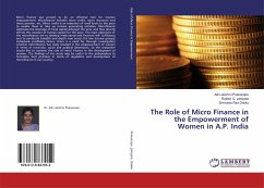 The Role of Micro Finance in the Empowerment of Women in A.P. India