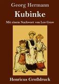 Kubinke (Großdruck)