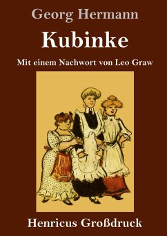 Kubinke (Großdruck) - Hermann, Georg