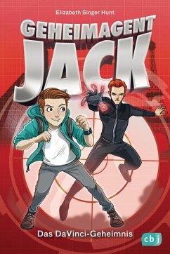 Das DaVinci-Geheimnis / Geheimagent Jack Bd.3 (Mängelexemplar) - Hunt, Elizabeth Singer