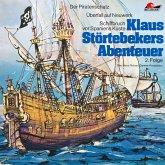 Klaus Störtebekers Abenteuer, Folge 2: Der Piratenschatz und andere Abenteuer (MP3-Download)
