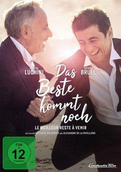 Das Beste kommt noch - Le meilleur reste à venir - Fabrice Luchini,Patrick Bruel,Zineb Triki