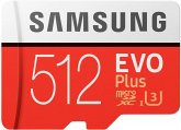Samsung microSDXC EVO+ 512GB MB-MC512HA/EU