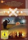 Terra X - Edition Vol. 8 Mammuts - Stars der Eiszeit / Klima macht Geschichte / Die Apokalypse der Neandertaler / Sternstunden der Evolution / Die ers