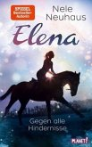 Gegen alle Hindernisse / Elena - Ein Leben für Pferde Bd.1 (Mängelexemplar)
