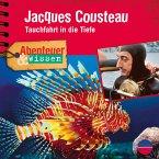 Abenteuer & Wissen: Jacques Cousteau (MP3-Download)