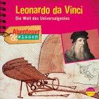 Abenteuer & Wissen: Leonardo da Vinci (MP3-Download)