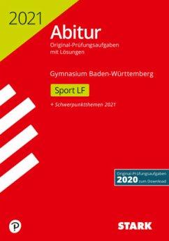 STARK Abiturprüfung BaWü 2021 - Sport Leistungsfach