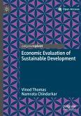 Economic Evaluation of Sustainable Development