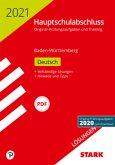 STARK Lösungen zu Original-Prüfungen und Training Hauptschulabschluss 2021 - Deutsch 9. Klasse - BaWü