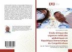 Etude clinique des urgences médicales pédiatriques en République Démocratique du Congo/Kinshasa