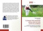 Le devenir des pesticides utilisés dans la lutte contre les acridiens